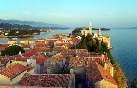 Хорватия, остров Раб