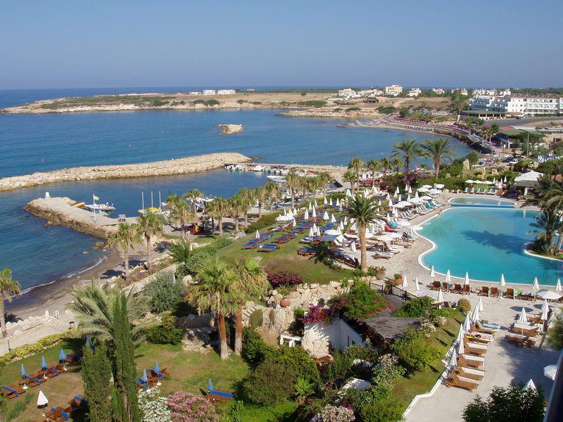 Кипр, отель